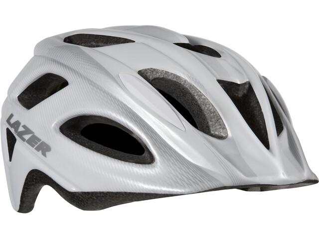 Lazer Beam Helmet white